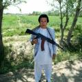 Lid van Arbaki militie