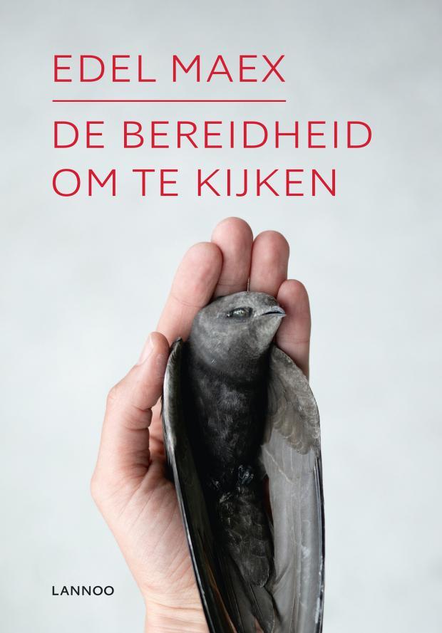Cover boek, De bereidheid om te kijken.