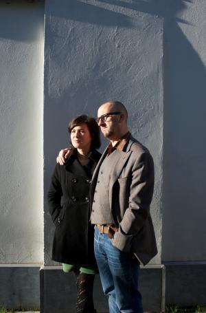 Tom Van Dyck en  Alice Reijs