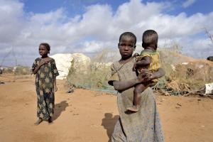 Vluchtelingenkamp Dagahaley.