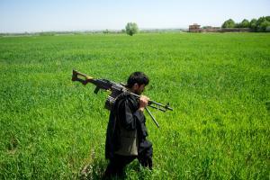Member of Arbaki militia.